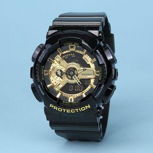 2020 Relogio G GWG100 мужских спортивных часов GW1000 дисплей LED моды армии военные шокирует часы мужчины Повседневный Watches7