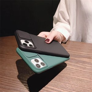 Free shipping phone case creative lens push-pull case apple XS MAX silicone all-covered soft case for IPHONE