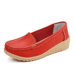 Zapatos para caminar barato transpirable verano de las mujeres zapatillas de deporte al aire libre saludables antideslizantes Deporte Zapatos tenis regalo de la madre Comfort Light Pisos