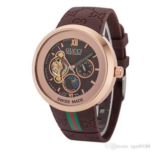품질 뚜르 비옹 시계 남성 남성 달의 위상 자동 스위스 여성 시계 기계 시계 reloj automatico 드 아저씨