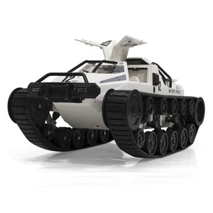 SG 1203 RC Tank Car With Gull-wing Door Drift 2.4G 1:12 High Speed Full Proportional Control Vehicle Models 5M Wading Depth Toy MX200414