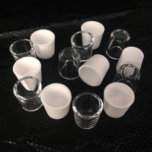 Горячая Puffc кварцевые чаша керамическая чаша для ecig жидкостью Vape дым вспомогательное средство и dabber DAB воск масло стеклянный бонг