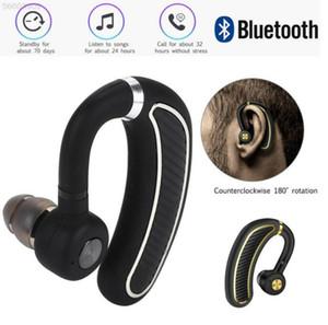 K21 Bluetooth 5.0 Earphone Wireless Headphone With Mic 24 Hours Work Time Bluetooth Earbuds Headset Waterproof Headphone For iPhone 20X DHL