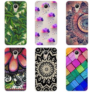 Suitable for Wiko U Feel Prime cell phone shell TPU color printing cartoon protective case soft shell