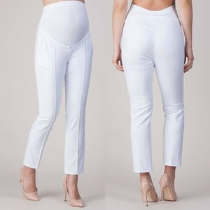 Elastic Belly Protection Maternity Pregnant Leggings Pants Trousers Pencil Pants