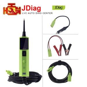 Jdiag BT100 Tester la batterie Bt -100 Système électrique Testeur de circuit original Remplacer d'AUTEL PS100 PT150 Scan Tool Mise à jour gratuite