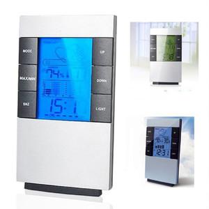 승진 LCD 온도계 습도계 강우 압력 풍속 방향 무선 APP 일기 예보 데이터 알람 실내를