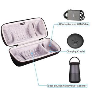 LTGEM EVA Carrying SpeakerLTGEM Travel Case Hard Revolve+ Bose SoundLink Storage Portable &Long-Lasting Bluetooth For Protective Knvxo