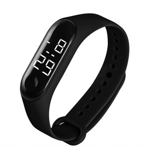 M3 touch LED bracelet Student men's and women's Bracelet Electronic sports watch deep waterproof electronic watch