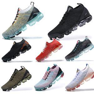 vapormax 2019 Flyknit 2.0 running shoes Frauen-Mann-Sport-Turnschuhe Superstar Weiß Hologram Iridescent Junior Superstars der 80er Jahre Stolz Turnschuhe 36-44