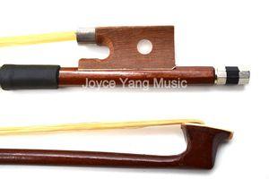 Universal Violin Bow Brazil Wood Jujube Frog Arbor Horse Hair 1  8 1  4 1  2 3  4 4  4 Free Shipping