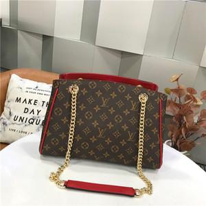 Borse a tracolla 2020Ladies Moda Shoulder Bag designer borsa luxurys signore di qualità del sacchetto del messaggero della nappa Crossbody Bag