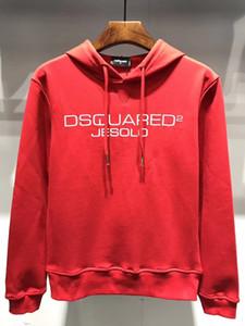 후드 티 남성용 스웨터 디자이너 패션 스웨터 남성용 봄 의류 2019 핫 세일 아시아 크기 M-xxxl 편지 넥타이 Ds289 정품