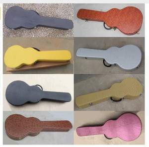 Factory Custom Electric Guitar Hardcase Bag,8 Colors,Can be Custom Inside