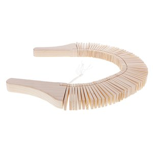 Wooden Musical Instrument Hand Percussion Clapper Whip Cobra Shape Toy Kids
