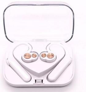 X6 sans fil Bluetooth V5.0 Casque écouteurs pour iPhone 7 8 X Hot vente Ecouteurs Casques d'écoute sans fil 1pcs