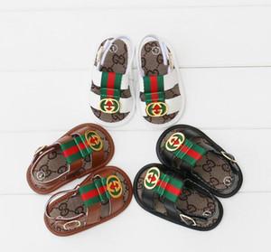 Marka Bahar bebek ayakkabıları PU deri Yenidoğan erkek kız Ayakkabı Ilk yürüyüşe bebek Moccasins 0-18 ay