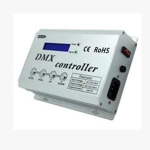 FreeShipping DMX512 RGB LED CONTROLLER for 240V RGB led neon flex, DIY lighting controller system DMX led neon flex controller