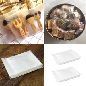 Пакет из 200 DIY Party Party Favors Favors Seal-клейкая упаковочная сумка 7CMX7CM + 10x10см