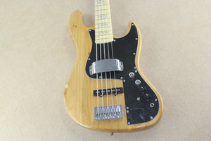 Free shipping New Marcus miller signed five string bass, electric bass log lubricious active amplifier circuit