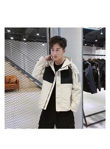 19ss Mens конструктора 3M Reflective куртка весна осень Повседневная Сыпучий капюшон куртка пальто