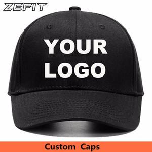 tampão do esporte tamanho personalizado logotipo personalizado pequena ordem pular de volta golfe ténis cap pai chapéu de sol viseira equipa de moda vestindo boné de beisebol personalizado