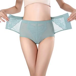 Allenatore a vita alta Controllo della pancia Mutandine Butt Lifter Body Shaper Corsetti Anca Addome Enhancer Shapewear Intimo Ganci collant
