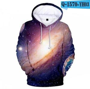 New Space Galaxy Hoodies Men Women Sweatshirt Hooded Brand Clothing Cap Hoody 3D Print Galaxy Jacket Long Sleeve Hip Hop Clothes