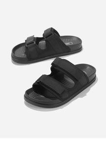 com Box 2020 Mens e Branco Womens Slides FW6345 óssea Khaki verde verão sapatos de marca Designer Sliders Sandals Tamanho Euro 37-45