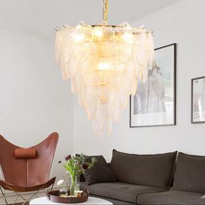 2019 Retro vintage cooper crystal drops E14 arañas LED / LARGE European EMPIRE STYLE lustres chandelier Iluminación para sala de estar