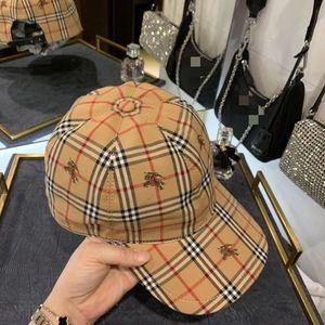 B designer cap Inside logo men baseball cap high quality outdoor holiday fashion round mens designer baseball caps hats