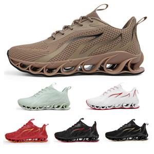 2019 seksi Blade Erkek Tasarımcı Sneakers Avrupa ve Amerika Erkekler Trend Günlük Ayakkabılar Moda Süspansiyon Mesh Nefes Spor Ayakkabı (7-13)