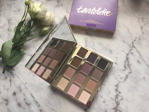 In Stock ! Tartelette in Bloom Clay Palette Eyeshadow 12 Colors Waterproof Makeup Eyeshadow Palette with Good Quality Free Shipping