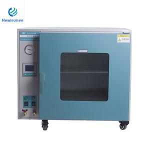 Laborgeräte 50-90L 1,9 Cu Ft Lab Digitale elektrische Vakuum-Trockenschrank elektrische Hochtemperatur-Vakuum-Trockenschrank
