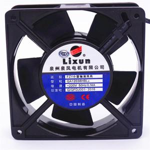 QA12038HBL2 작은 축 팬 냉각 팬 220V 21W 0.14A 120 * 120 * 38mm