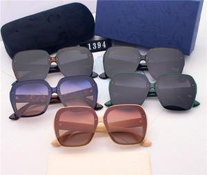 2020 nuevos hombres y mujeres gafas de sol polarizadas GG máscara cara gafas de sol moda marco grande conducción gafas de viaje Europa y los Estados Unidos un