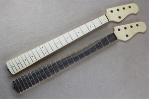 5 Strings Maple Rosewood Fingerboard Bass guitar Neck,can offer many kinds of electric guitar and bass neck