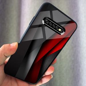 Геометрический абстрактный Дизайнерский Арт Чехол для телефона для Samsung Galaxy S9 Note9 S10E S10 плюс IPhone X / XS XR XSMAX Роскошный Чехол для телефона