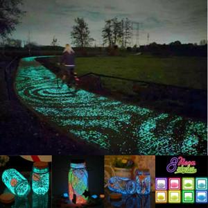 1 Paketi 10g Renkli Floresan Işık Parçacıklar Glow Pigment Glow In Dark Kum DIY Pigment Parlak Çocuk Oyuncak