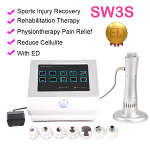 Faible pour le traitement ED ou de réduire la douleur de soulagement pour le corps / Máquina de baja Energía disfunción eréctil onda de Choque