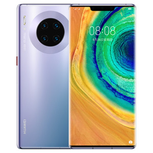 Huawei Companheiro Original 30 Pro 4G LTE Cell Phone 8 GB de RAM 128GB 256GB ROM Kirin 990 Octa Núcleo Android 6,53 polegadas 40mP Fingerprint ID Mobile Phone