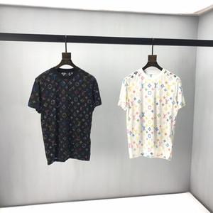 2019 concepteur mens vêtements d'impression modèle vintage de luxe denim capuche femme manches longues chemises hommes femmes étiquette réelle étiquette Nouveau