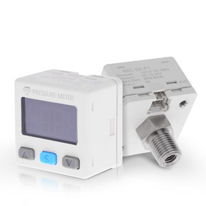 Freeshipping Mini Dijital Vakum Basınç Sensörü Ölçer Tester basınç Ölçer vakummetre basıncı tanı-aracı -100,0 ~ 100.0kPa 12V ~ 24V