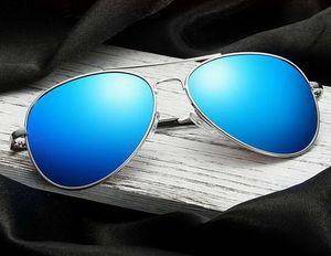Fashion Sunglasses Unisex Men Women Vintage Pilots Brand Driving Gafas UV400 Designer Bands Sun Glasses Luxury Sunglass with box case