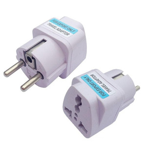Universal AC Power Plug Converter Adapter UK US AU To EU Plug Adapter Travel Charger Adapter Electrical Plug Socket