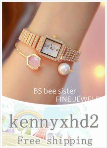 The new fashion wild trend watch high-end chain watch full diamond female watch