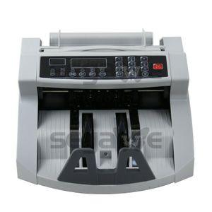 New Money Bill Cash Counter Banco Máquina Moeda Contando UV MG Contrafacção
