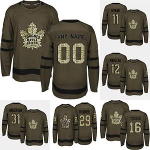 Mens Toronto Maple Leafs Hockey Jerseys 91 John Tavares 34 Auston Matthew Multiple styles Custom Any Name Any Number service Jerseys