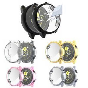 Ganzkörper Displayschutzfolie Soft TPU Case für Samsung Galaxy Watch Active 40mm