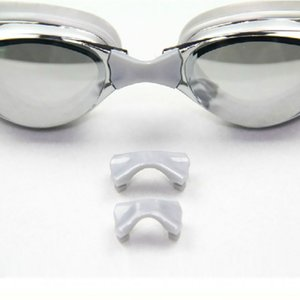 Anti-Fog UV Protection Adjustable Men And Women Common Plating Professional Swimming Goggles Clear View Eyeglasses
